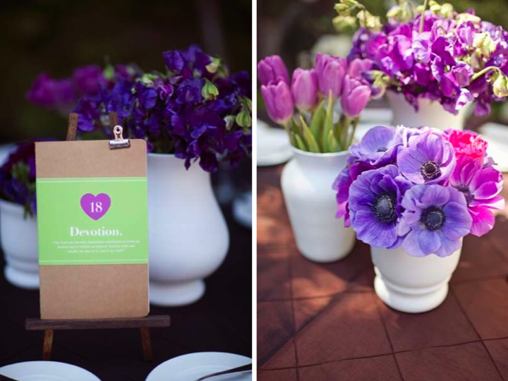 eclectic purple and green wedding 25 live what you love