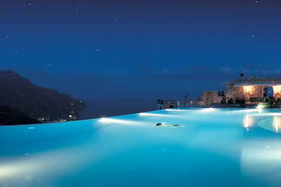 Caruso Hotel Ravello infinity pool Live What You Love