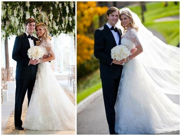 Ivanka Trump wedding dress | Live What You Love