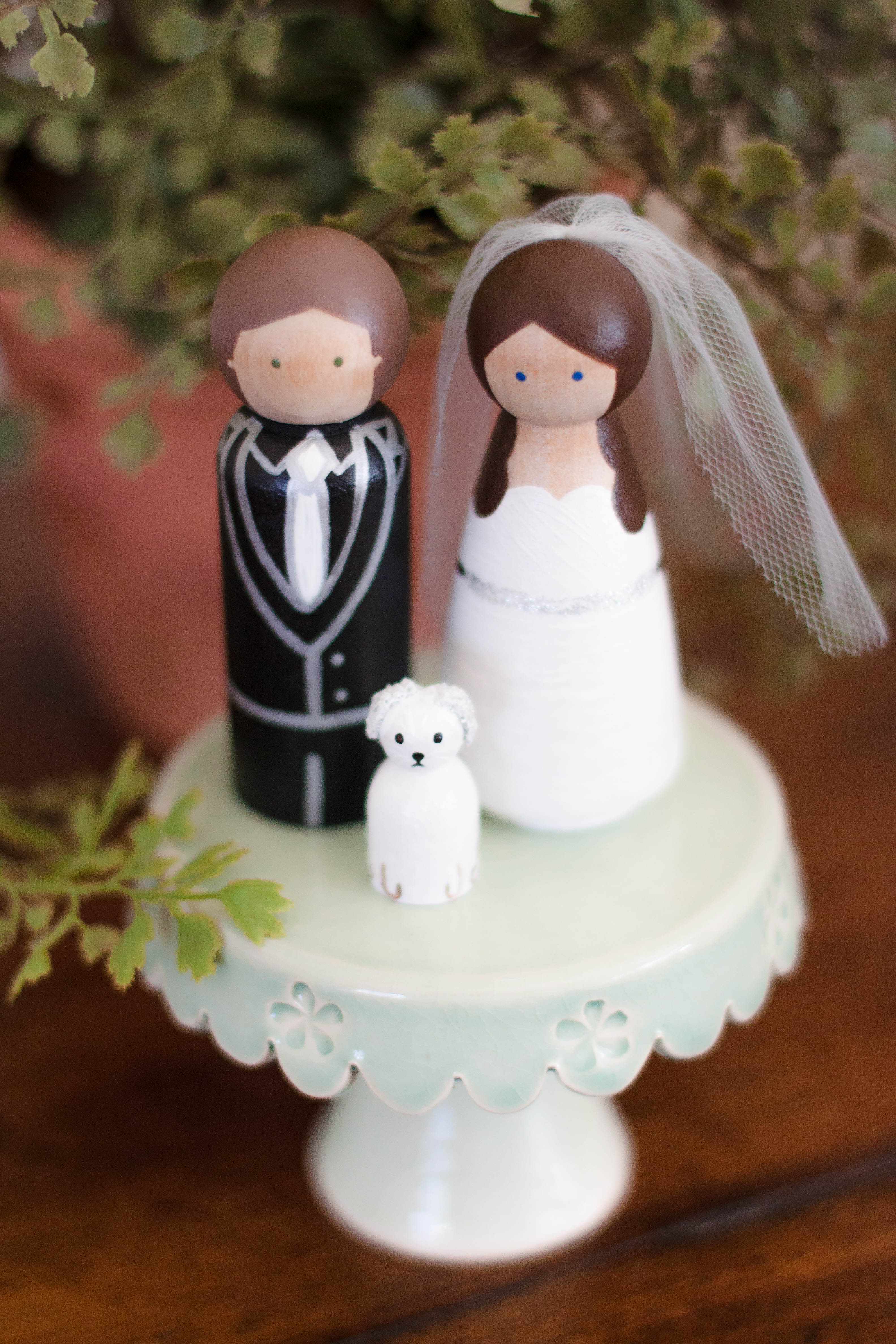 wooden wedding cake topper not on the high street wooden wedding cake toppers live what you 27608